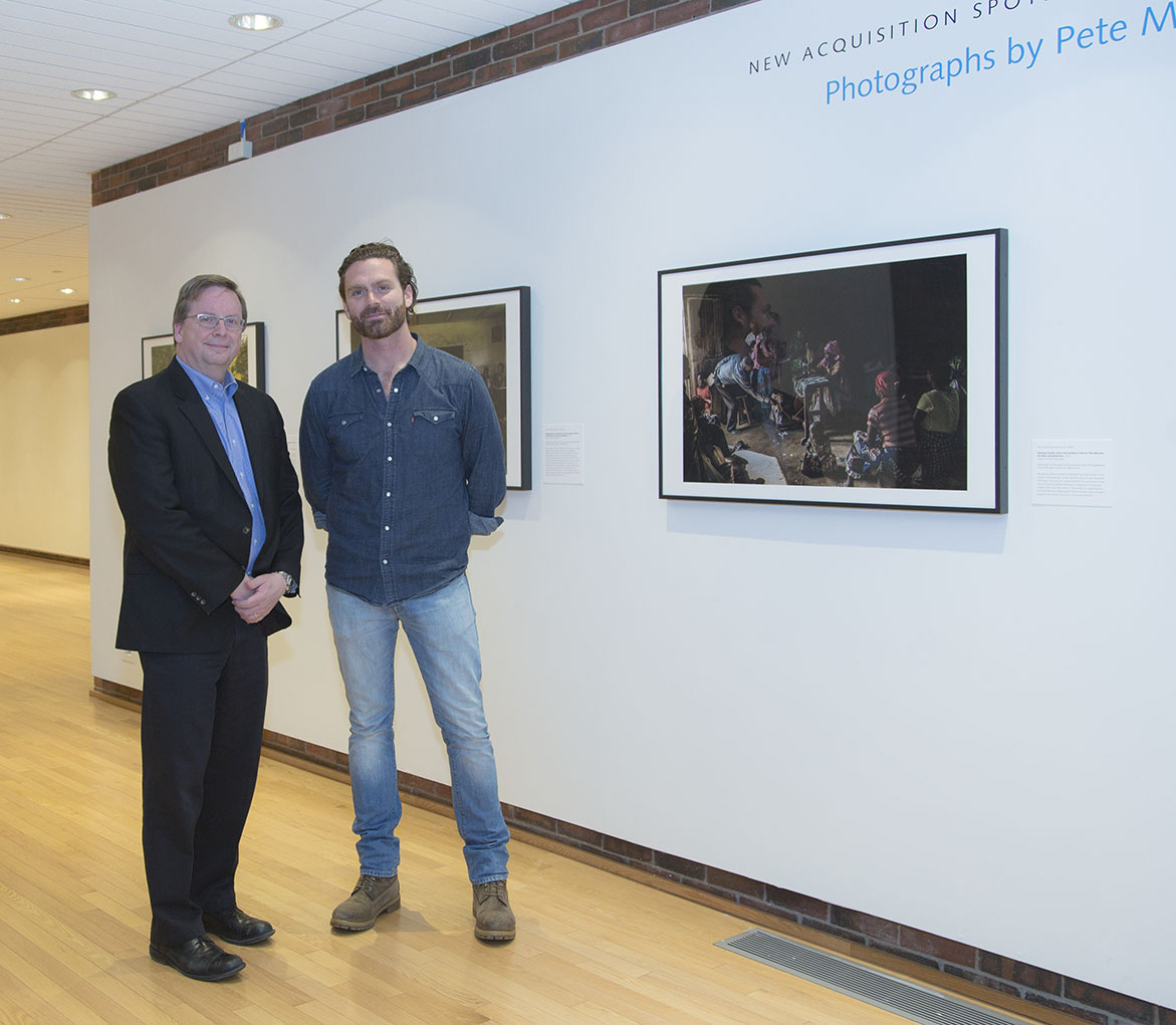 Jon Western and Pete Muller