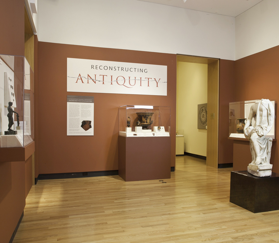 Reconstructing Antiquity gallery view