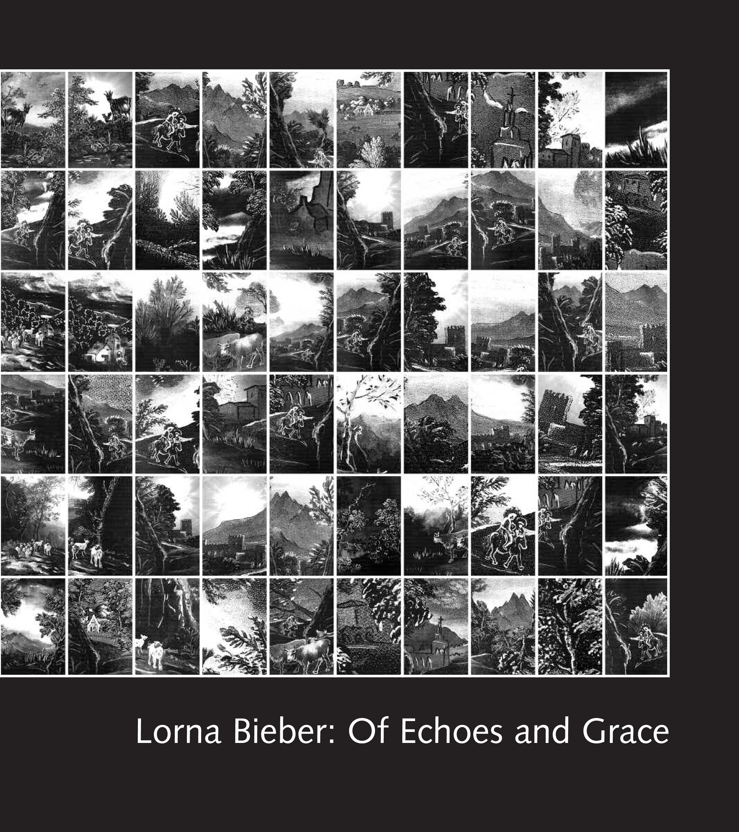 Lorna Bieber: Of Echoes and Grace