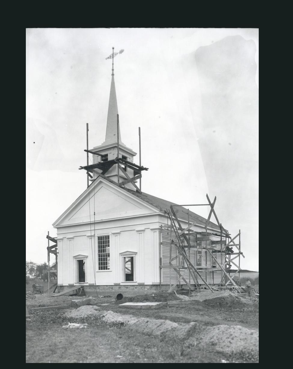 Joseph Allen Skinner Museum Church