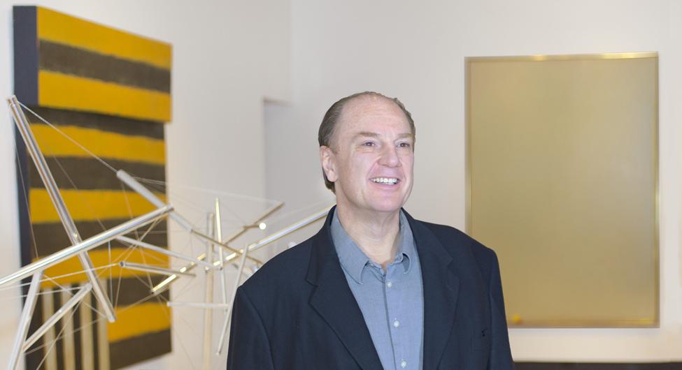 John R. Stomberg, Florence Finch Abbott Director
