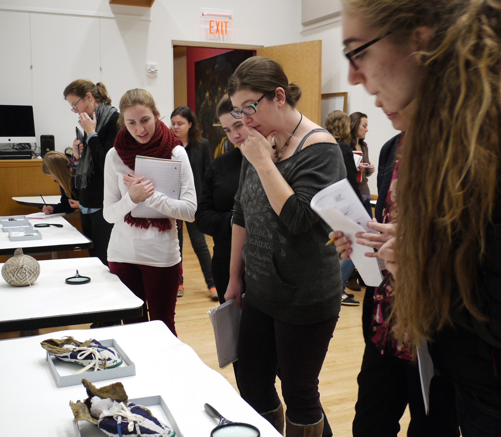 Examples of material culture provide students with a window into early American and indigenous histories