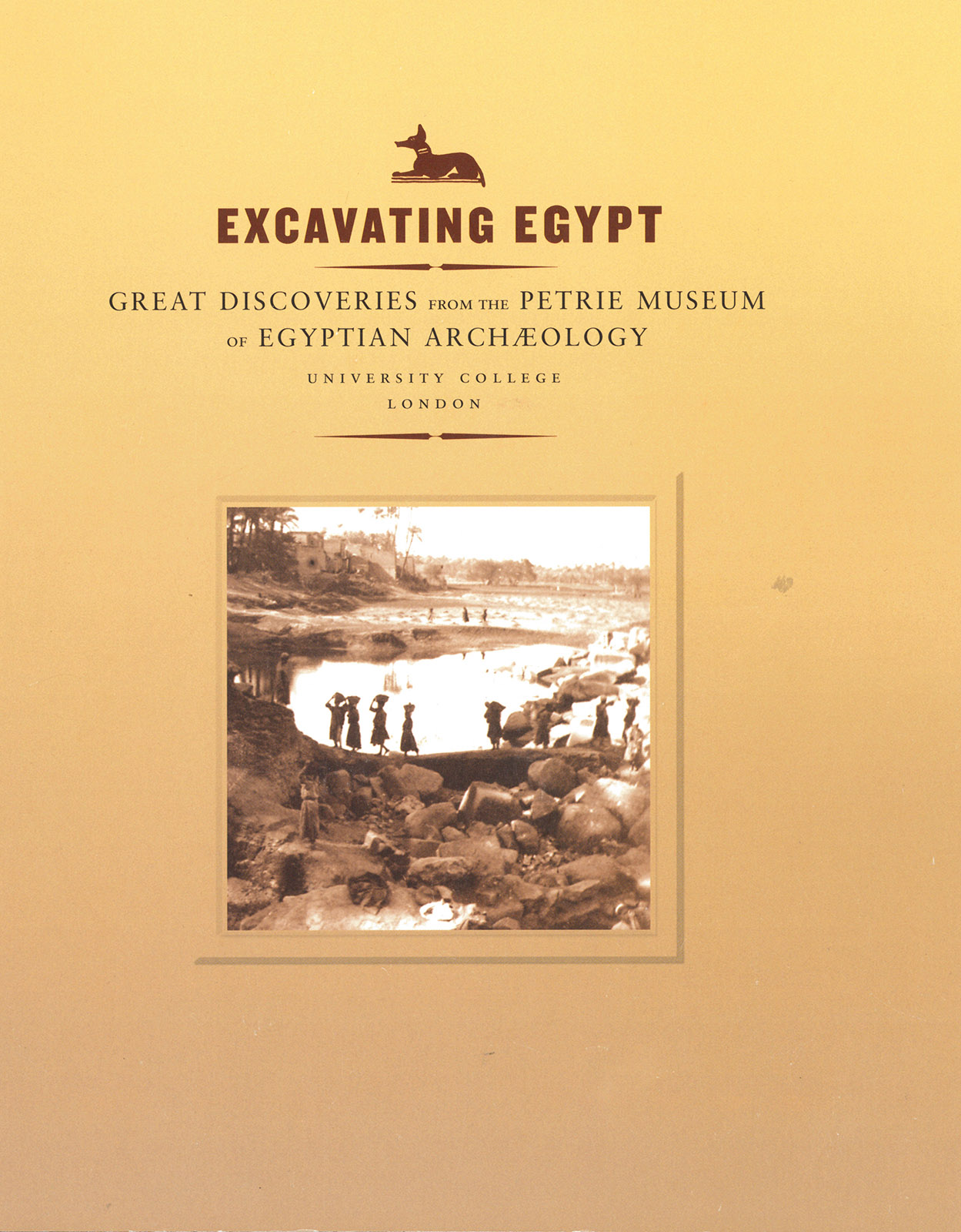 Excavating Egypt