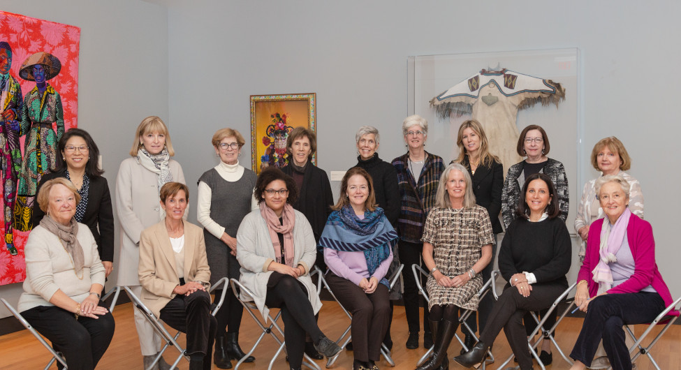 Art Museum Advisory Board, Fall 2019