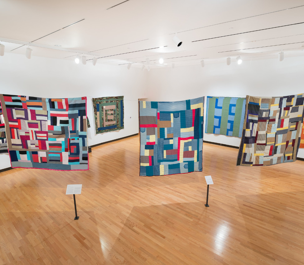 Installation view, Mount Holyoke College Art Museum, January 2018