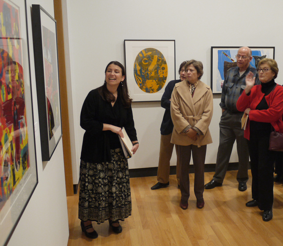 Art a la Carte Gallery Talk