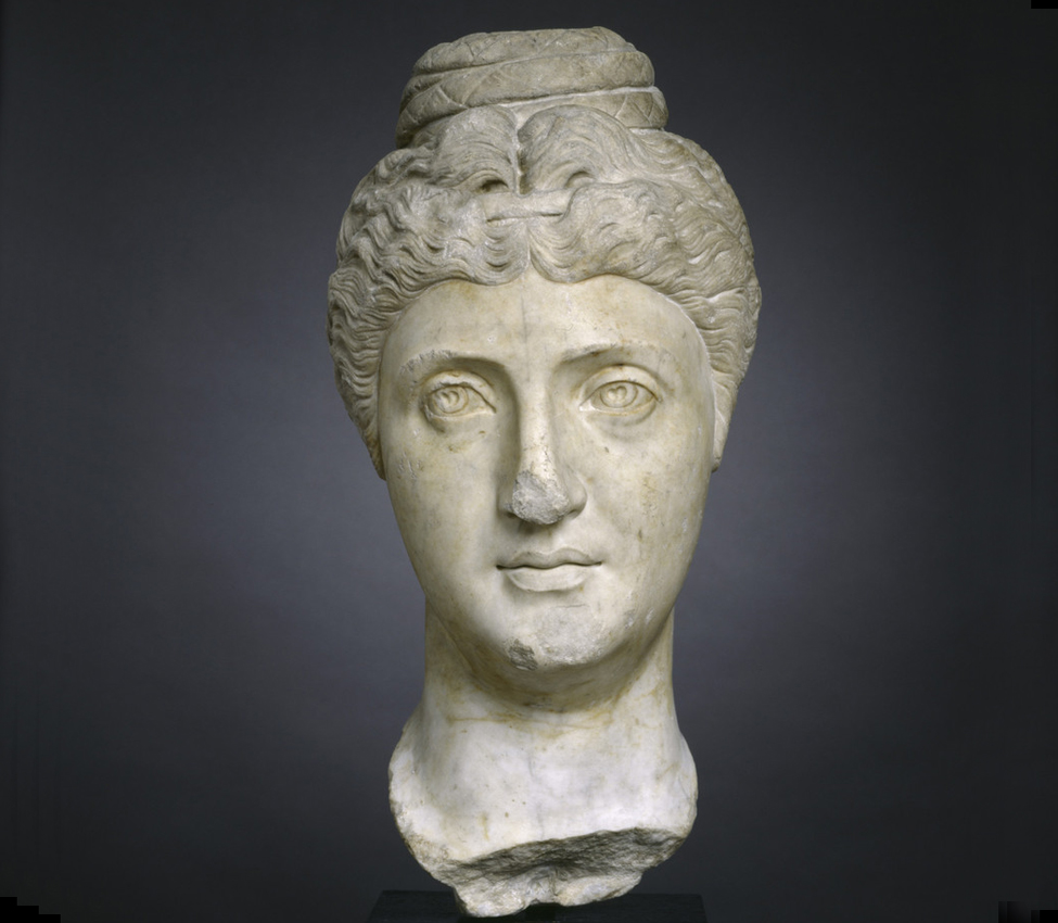 Maker Unknown (Roman), Faustina the Elder