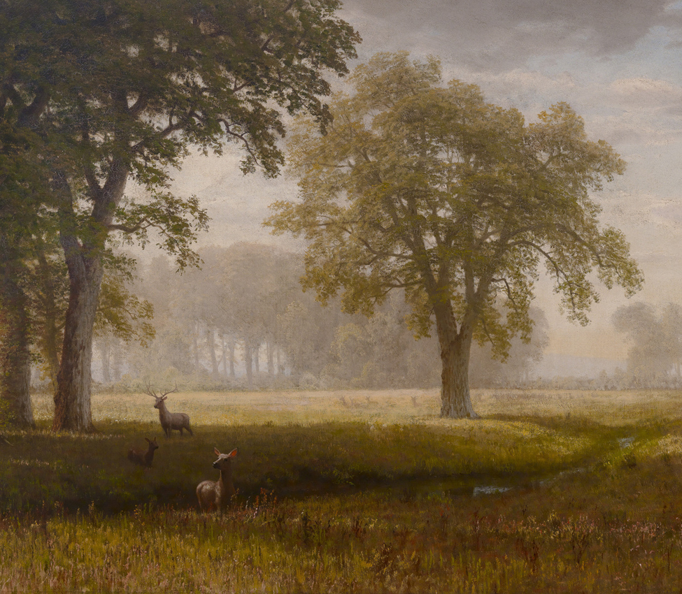 Albert Bierstadt (American, born in Germany, 1830-1902), Tuolomne Meadows