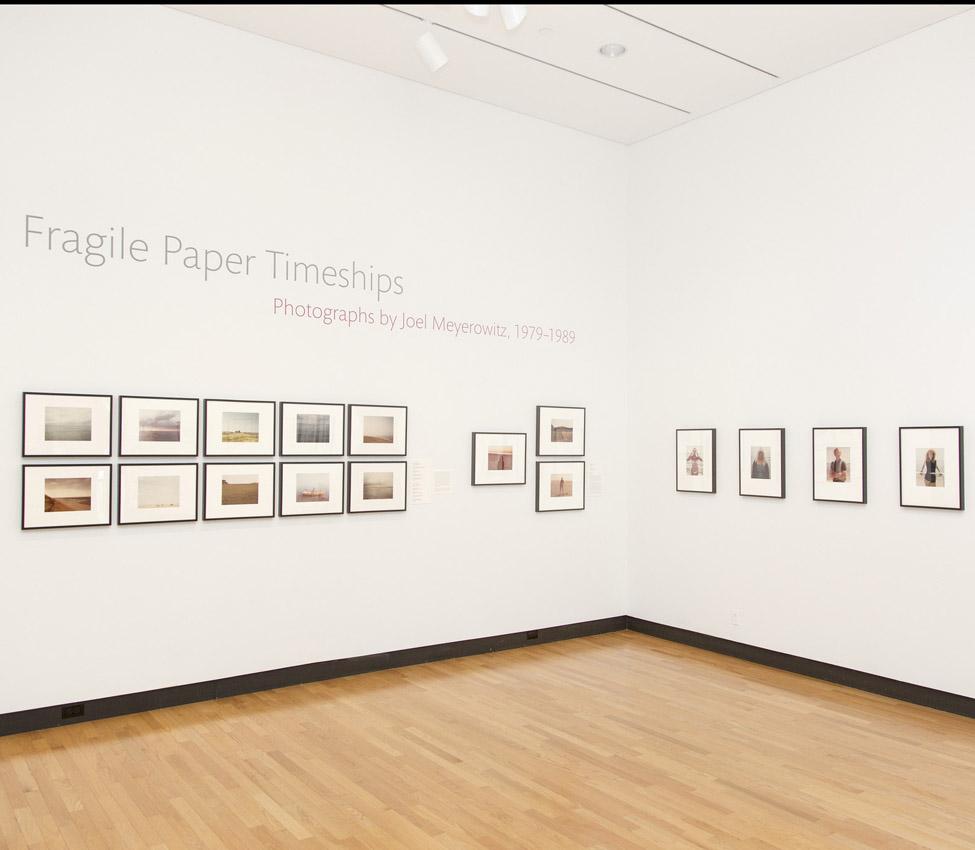 Fragile Paper Timeships