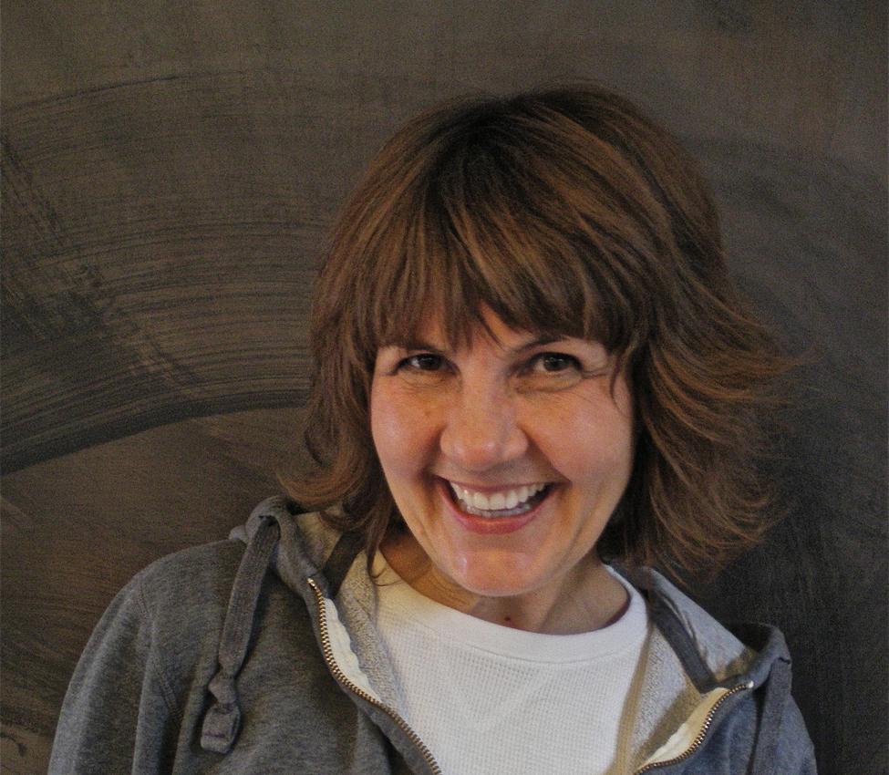 Artist Michelle Grabner