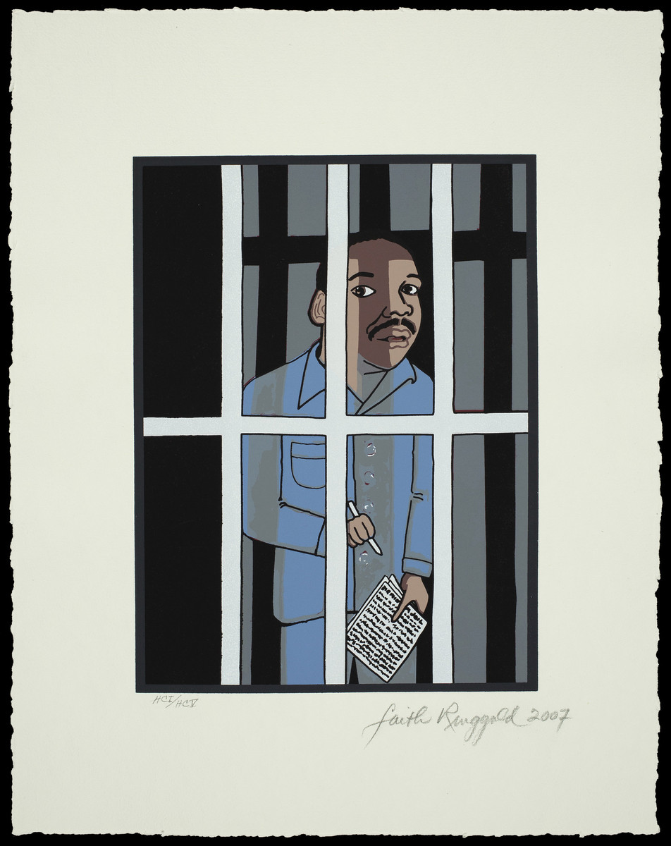 martin luther king letter from birmingham jail pdf