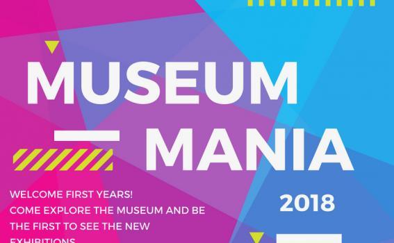 Museum Mania 2018