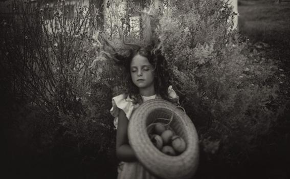 Sally Mann (American, b. 1951), Yard Eggs (detail), 1991