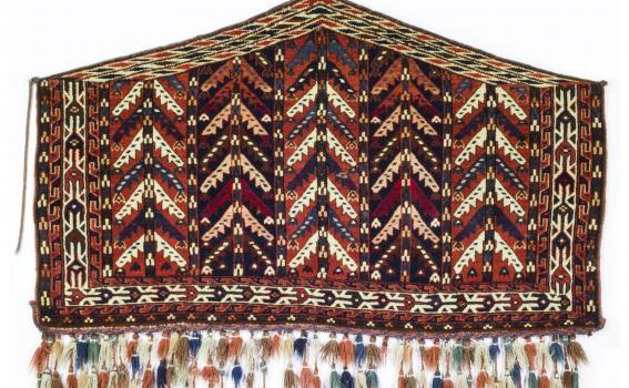 Maker Unknown (Yomat Turkmen), Asmalyk, 19th century