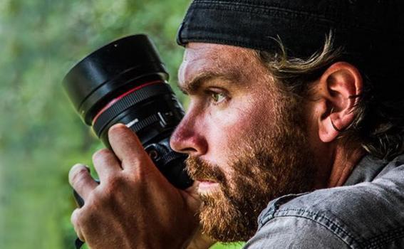 Photographer Peter Muller