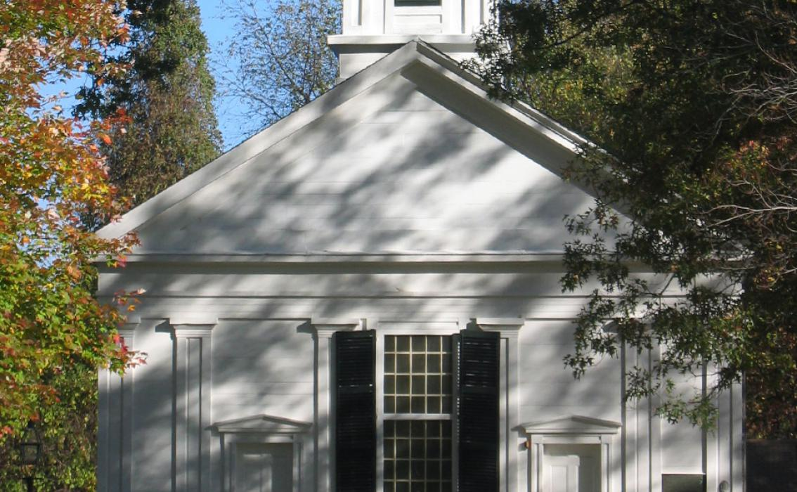 Joseph Allen Skinner Museum Exterior