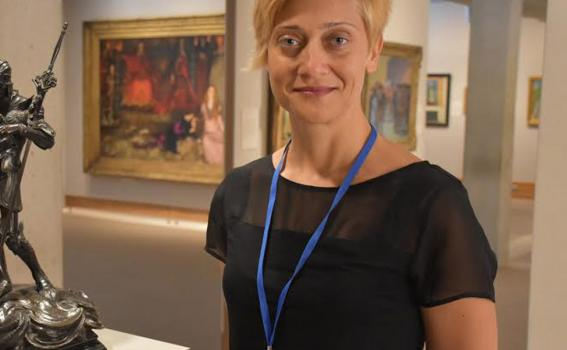 Gülru Cakmak, Assistant Professor of Nineteenth-Century European Art, University of Massachusetts Amherst