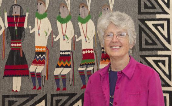 Rebecca M. Valette '59, Professor Emeritus, Boston College