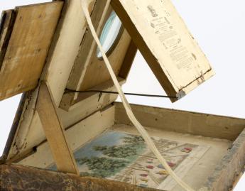 egerton & Wm. Smith & Co., Zograscope; Perspective mirror