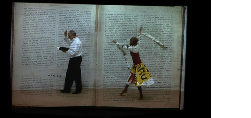 Zoetrope, Still from The Refusal of Time © William Kentridge; photo courtesy of Marian Goodman Gallery