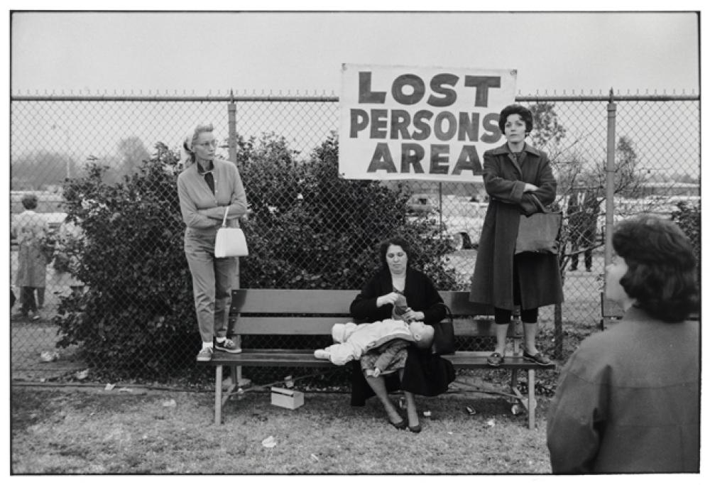 Lost Persons by Elliott Erwitt