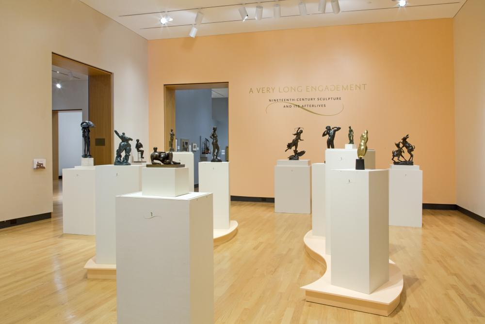 Installation view, Mount Holyoke College Art Museum, fall 2017