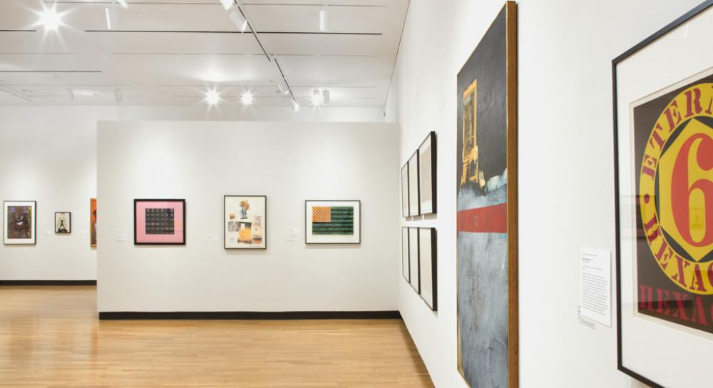 Harriet L. and Paul M. Weissman Gallery