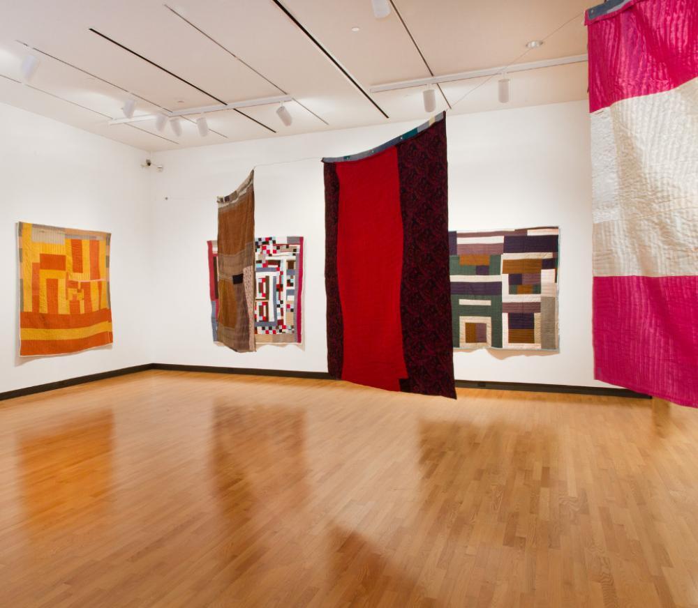 Installation view, Mount Holyoke College Art Museum, January 2018
