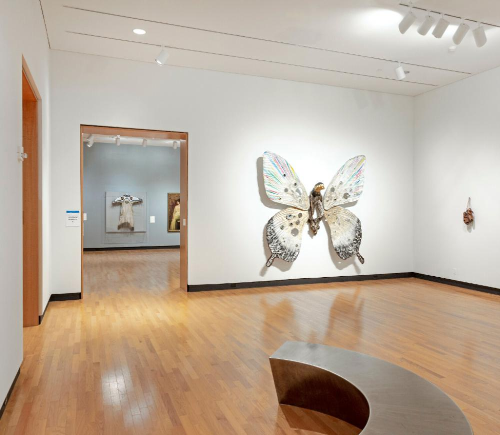 Faculty Acquisitions in the Front Gallery, March 2021