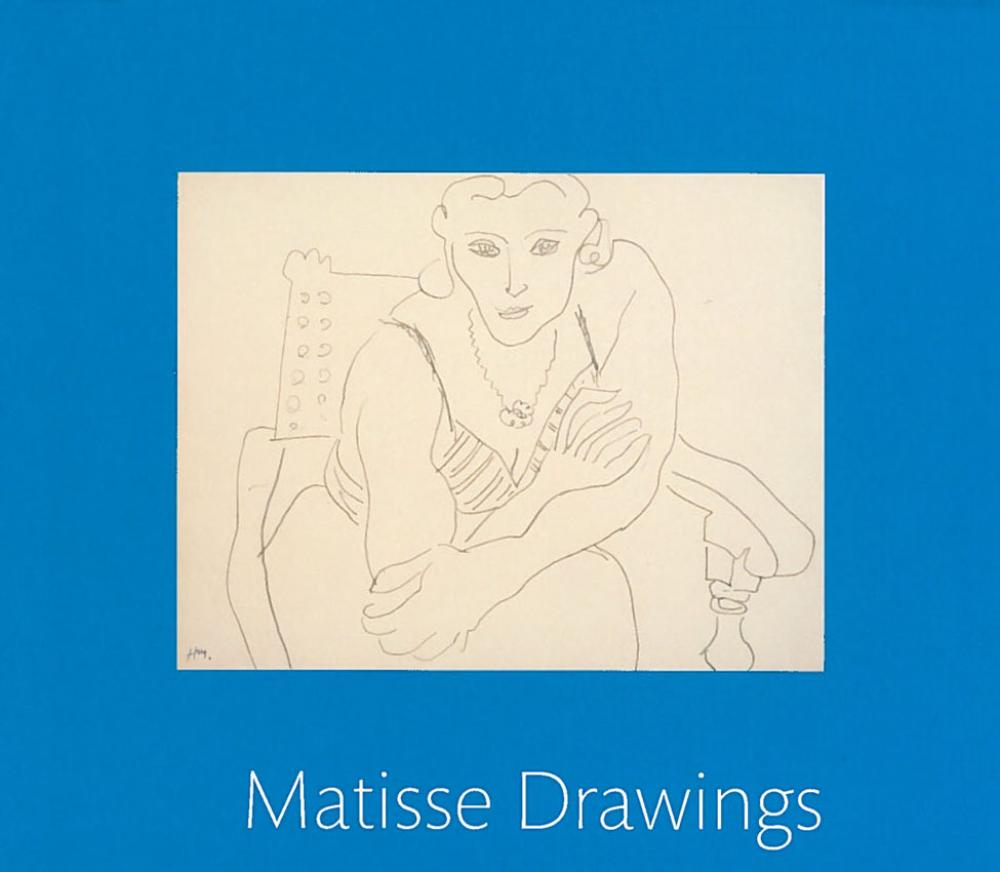Matisse catalogue cover