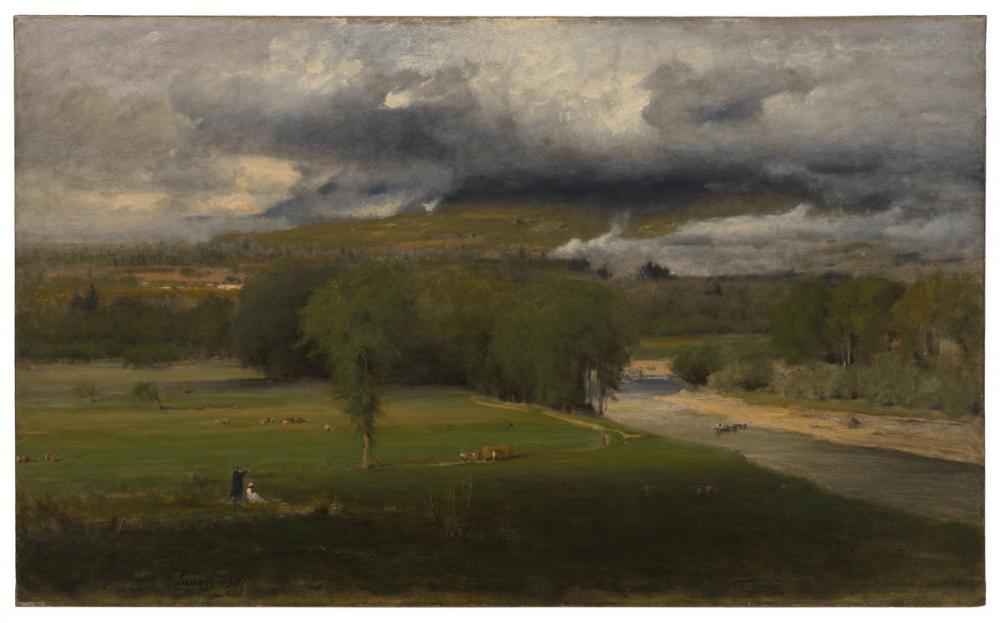 Inness, George, Saco Ford: Conway Meadows