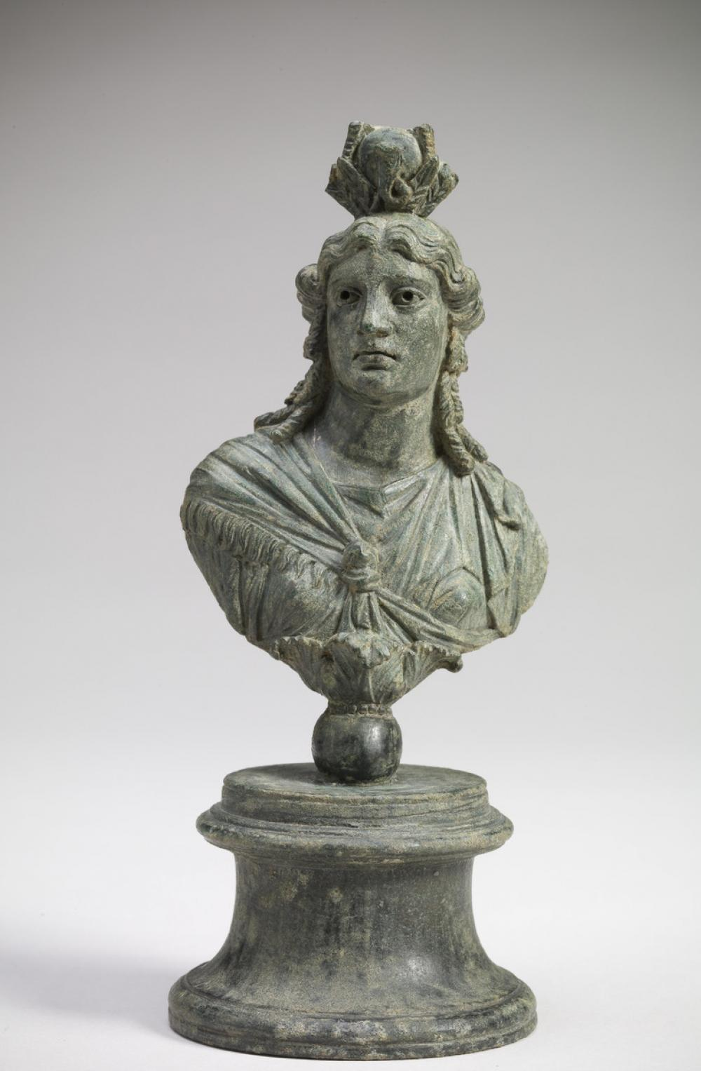 Roman, Bust of Isis