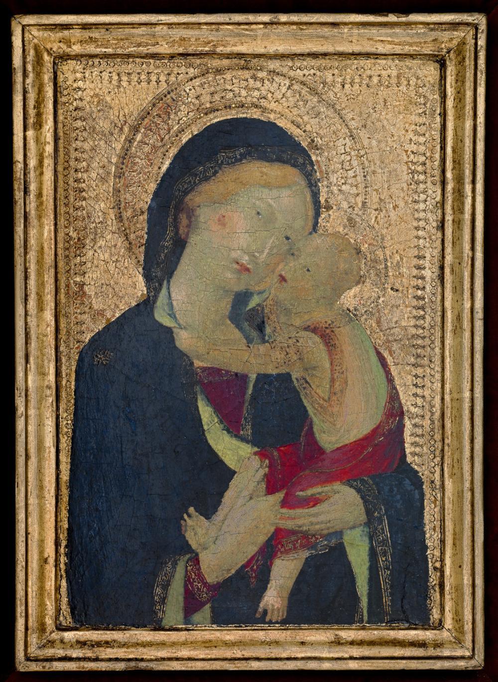 Martini, Simone, Virgin and Child