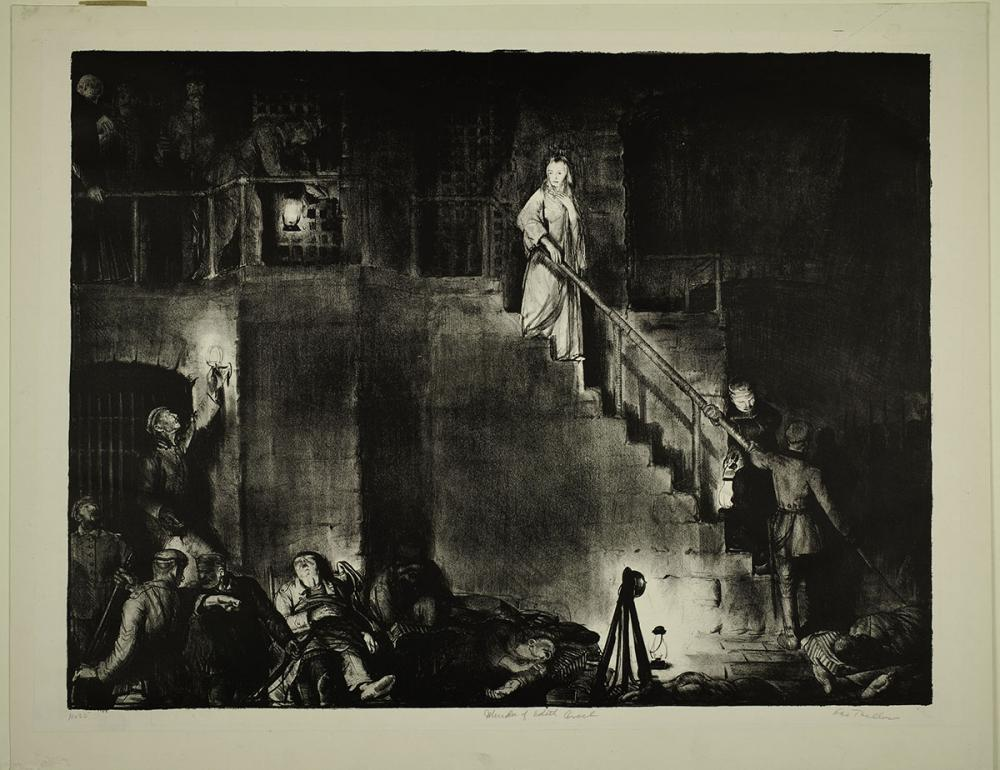 Bellows, George Wesley, The Murder of Edith Cavell