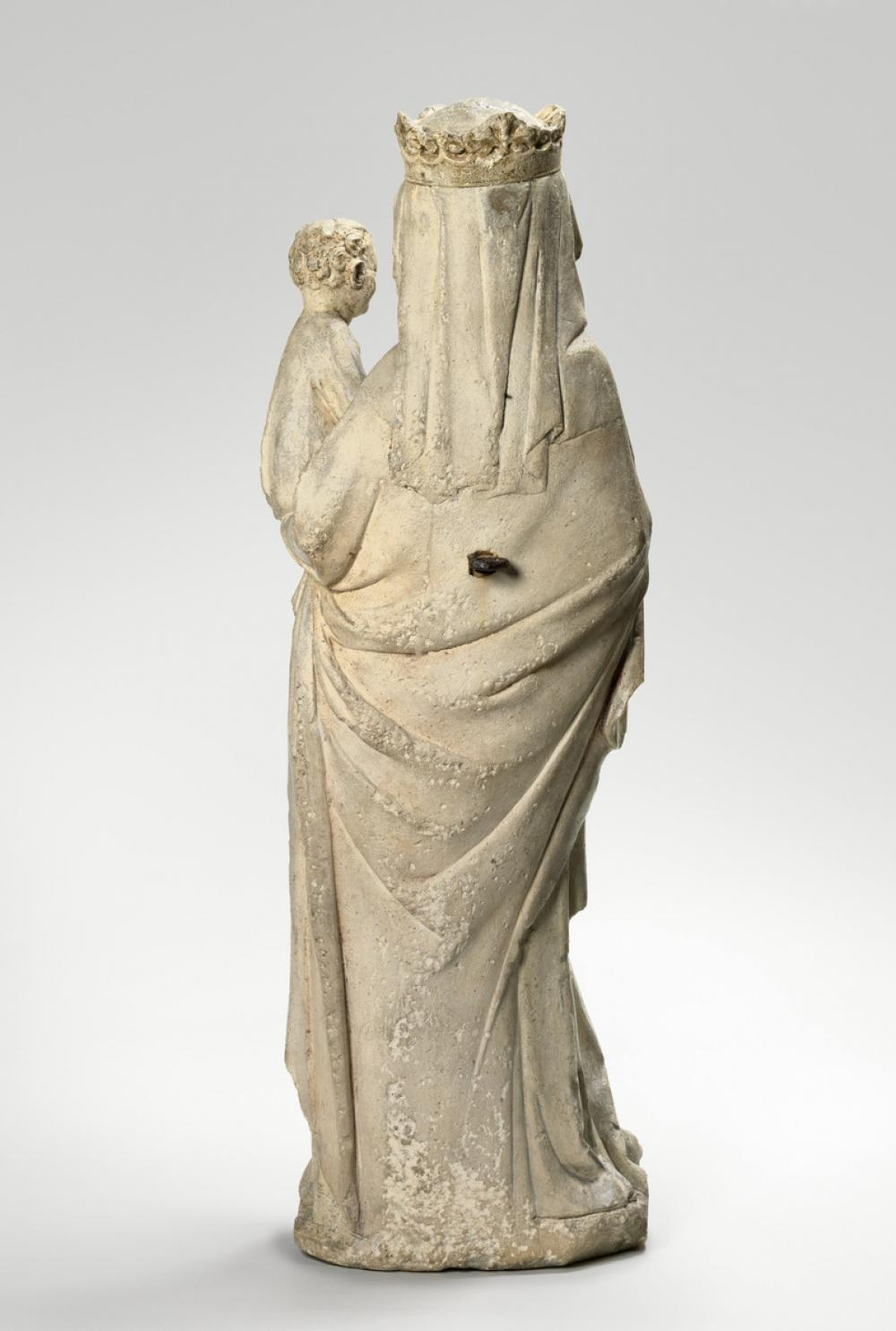 French, Virgin and Child