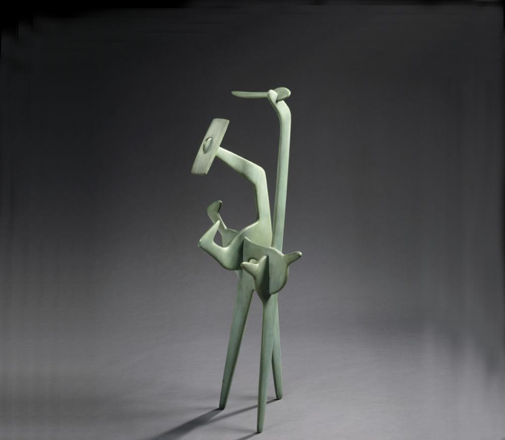 Isamu Noguchi, Strange Bird, 1945/72