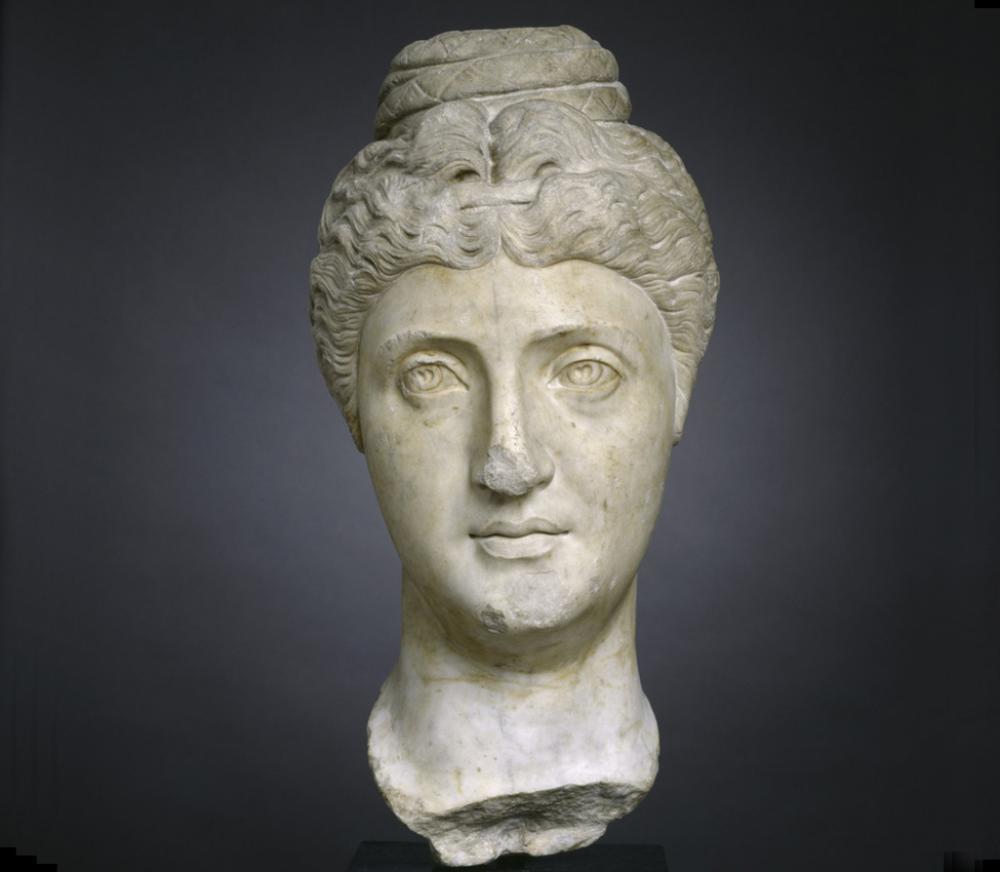 Maker Unknown (Roman), Faustina the Elder