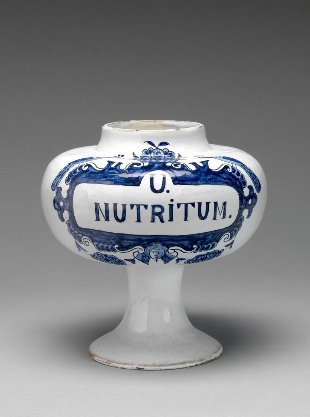 Dutch, drug jar