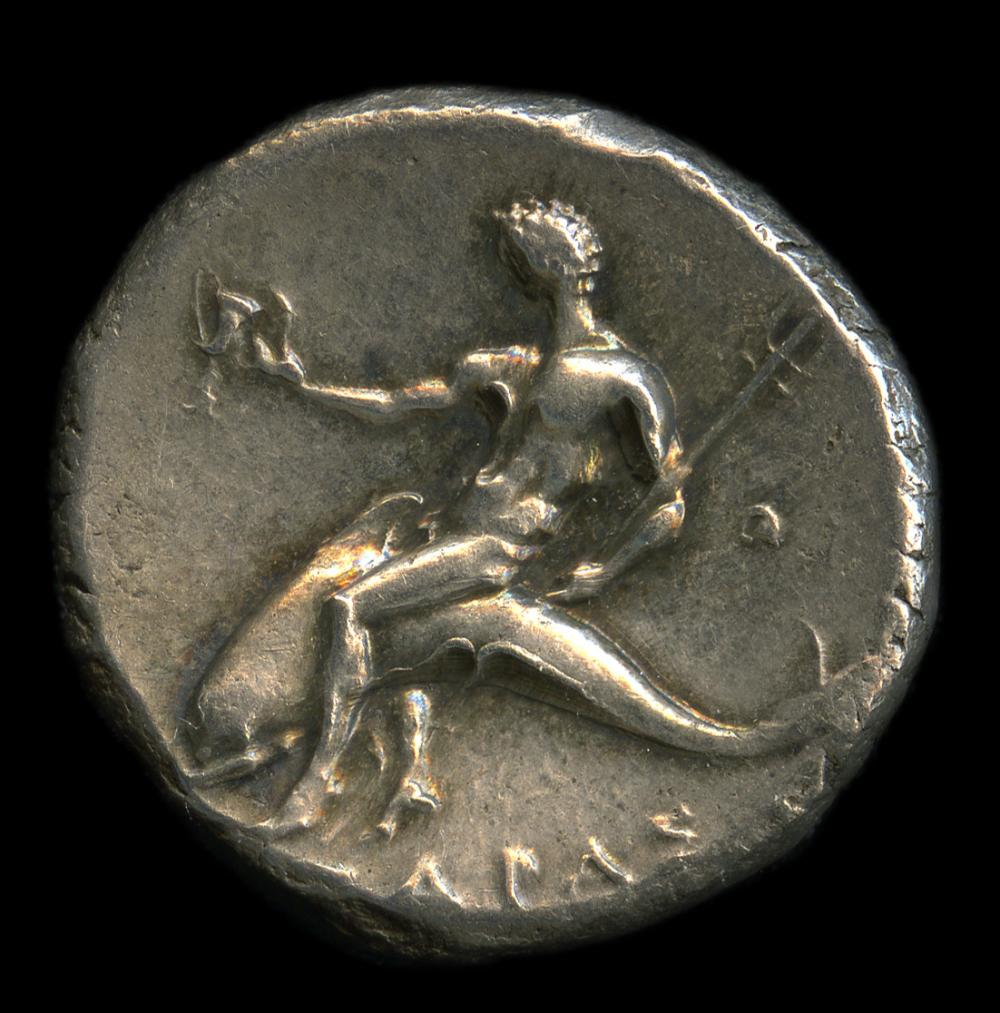 Greek, Didrachm of Taras