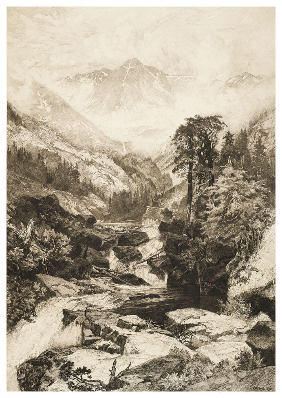 Moran, Thomas, Mountain of the Holy Cross