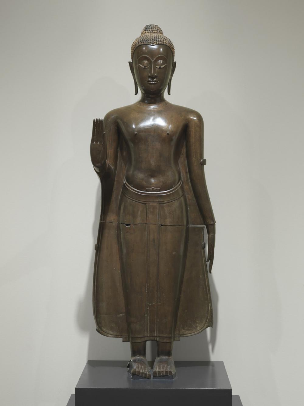 Thai, Standing Buddha