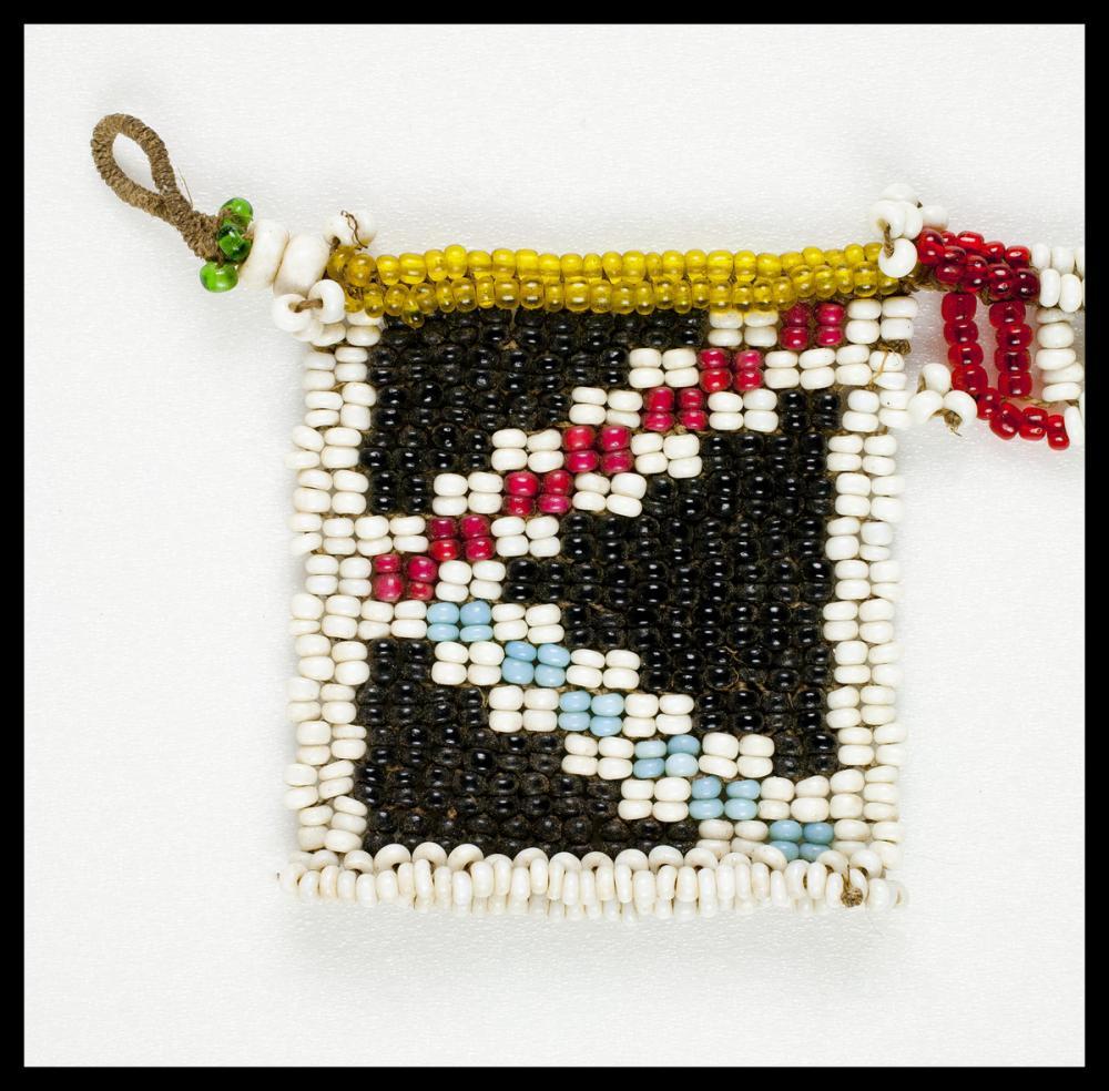 Zulu, love letter necklace