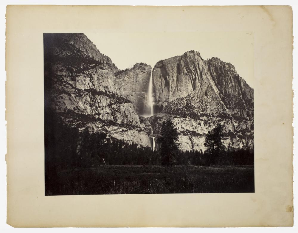 Watkins, Carl, Yosemite Falls 2630 Ft.