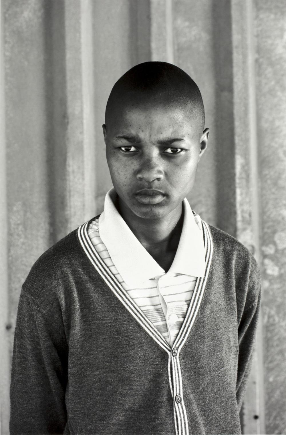 Muholi, Zanele, Lumka Stemela, Nyanga East, Cape Town, from the series Faces & Phases