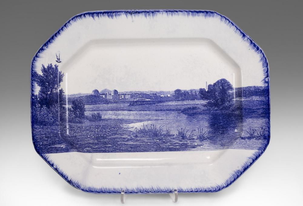 Scott, Paul, Scott's Cumbrian Blue(s), American Scenery, Hudson River, Indian Point No. 4