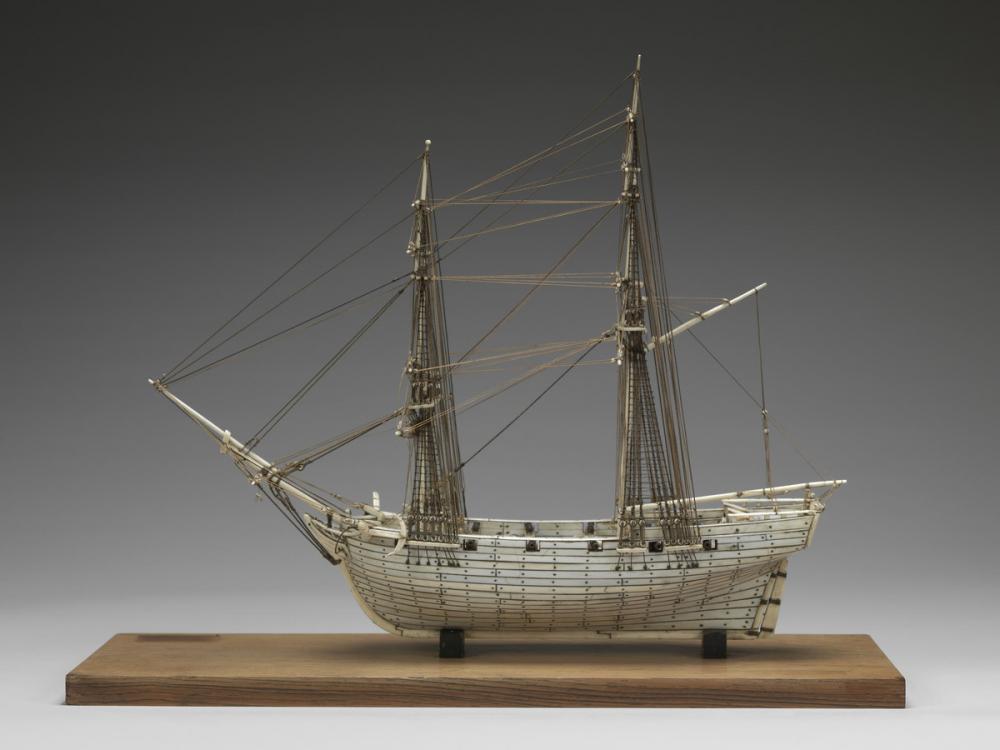French, Ship model