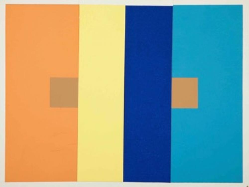 Josef Albers, The Interaction of Color