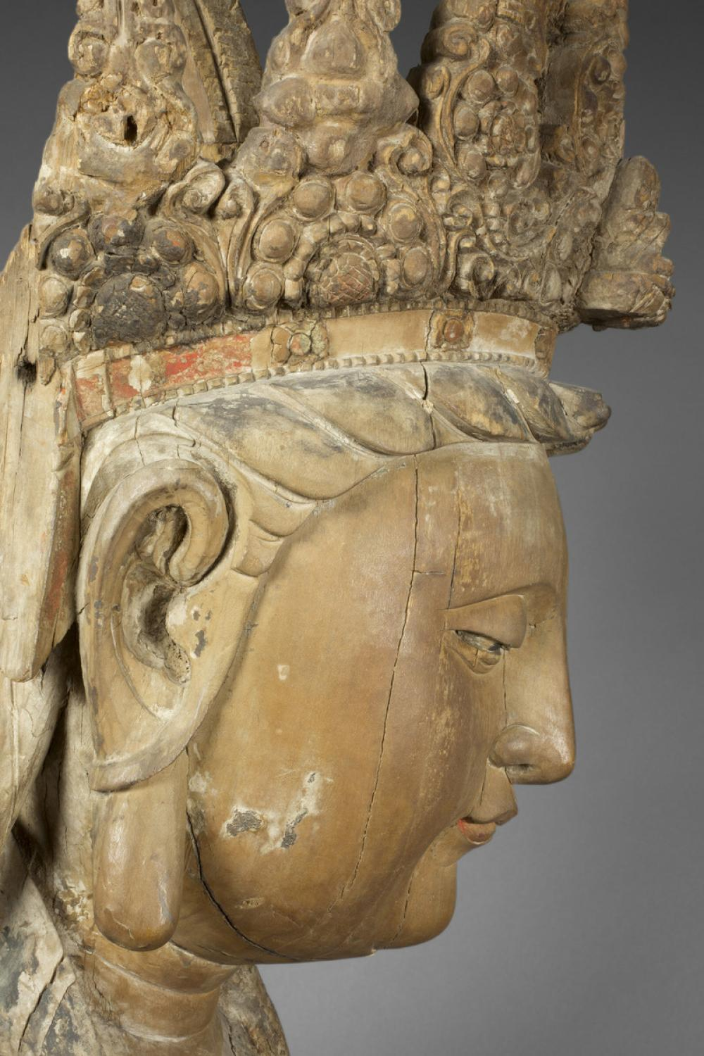 Maker unknown (Chinese), Guanyin, 960-1368