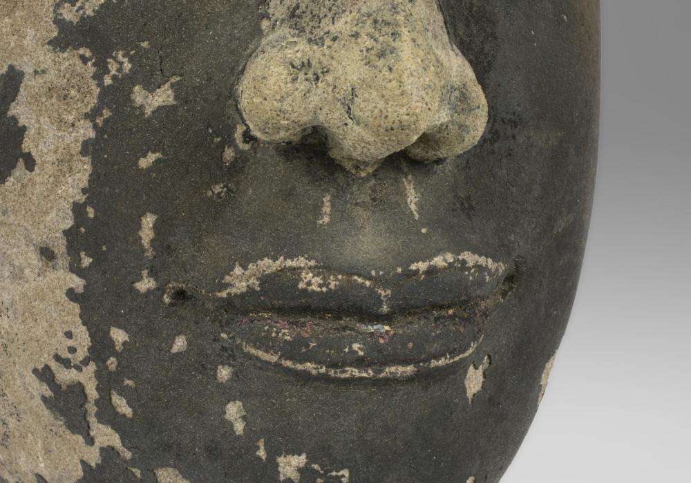 Maker Unknown (Thai), Head of Buddha, 14th-15th century (Ayutthaya Period)