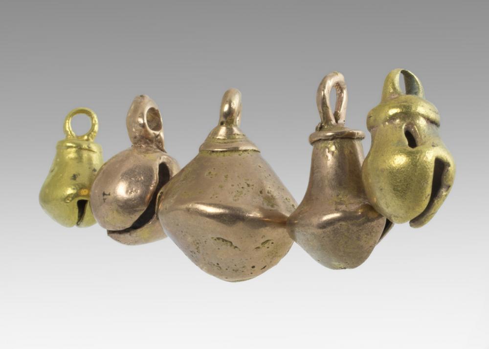 Maker unknown, Bells, 1100-1500